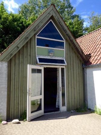 Danhostel Helsingor Vandrerhjem : Cute cabins that sleep up to 7