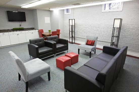 Rutgers University Inn and Conference Center: View of the Scarlet All Purpose Room