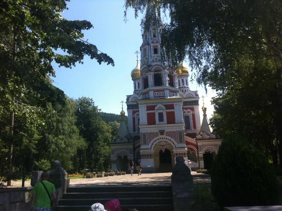 Shipka, Bulgaristan: Храм Рождества Христова