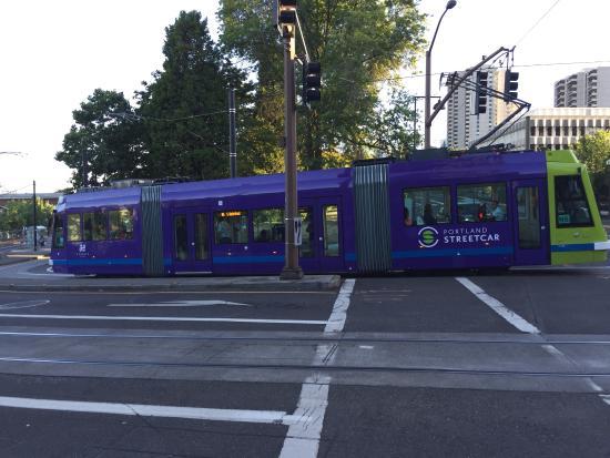 TriMet- Portland Streetcar