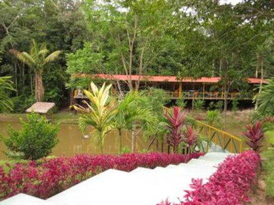 The Hummingbird Retreat Center : Un lugar excelente para distraerse