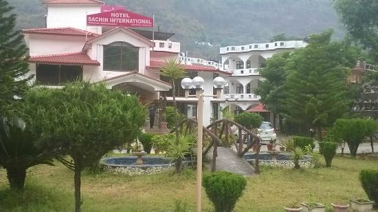 Hotel Sachin International