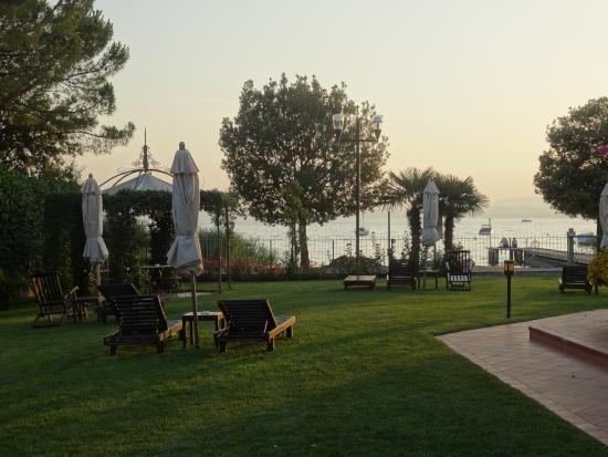 Hotel Campagnola: Hotelgarten