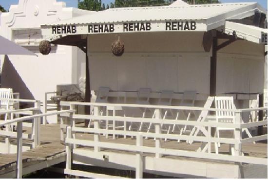 Rehab Bar Rodney Bay St Lucia: Rehab, St Lucia