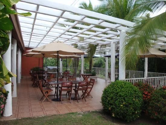 Los Camisones Restaurante: Outside