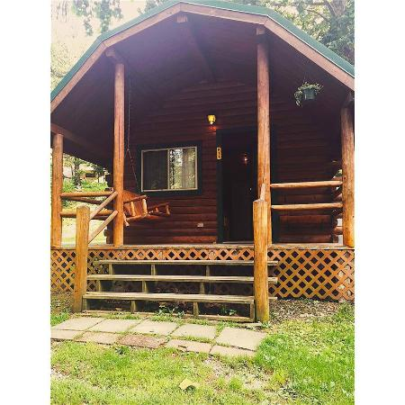 Allentown KOA Campground: Our Cabin