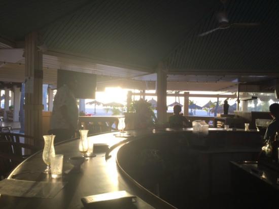 Pega Pega Grill and Beach Bar: Pega Pega
