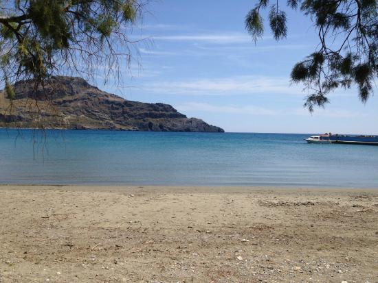 Hotel Erato: Elanonisi stranda....herlig ...