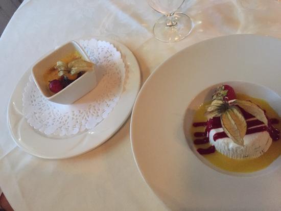 Restaurant La Cremaillere : Romantic 5 course dinner in old Quebec