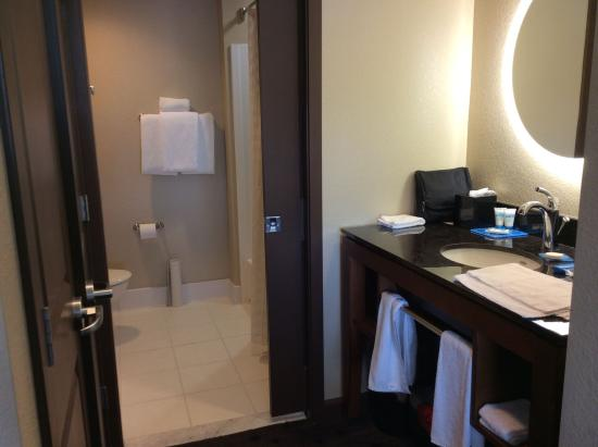 HYATT House San Jose/Silicon Valley: Bathroom