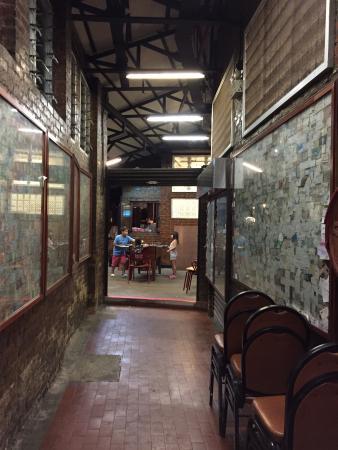 small corridor picture of fernando 39 s restaurant macau