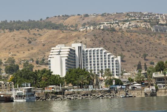 Leonardo Club Hotel Tiberias From Lake