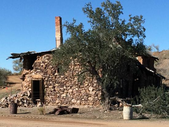 Vulture Mine Tours : Vulture Gold Mine Ghost Town