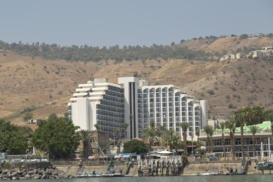Leonardo Club Hotel Tiberias From Out Boot