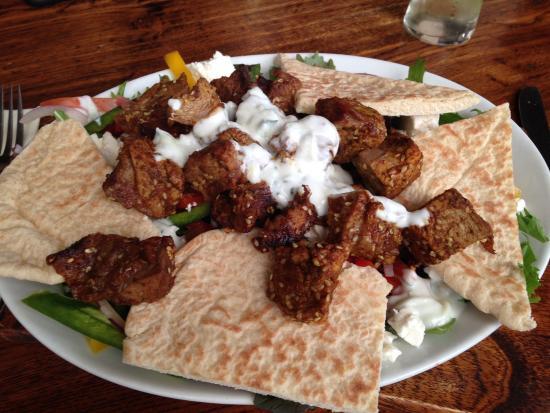 The Corbet Arms: Emoroccan spice lamb