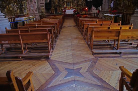 Santa Prisca de Taxco: particolare interno