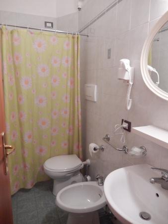 Hotel Venezia : ванная
