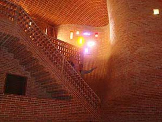 Iglesia del Cristo Obrero: Vista interior