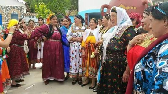 Pocono Adventures Riding Stable: la femme kabyle