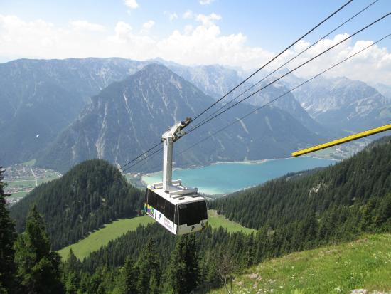 Rofanseilbahn