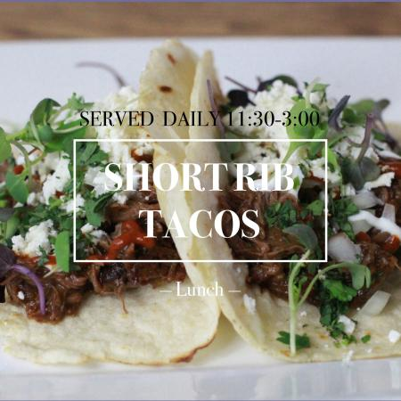 Azu Restaurant & Bar : Short Rib Tacos