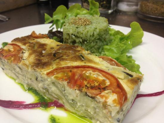 Al Natural: Quiches de vegetales