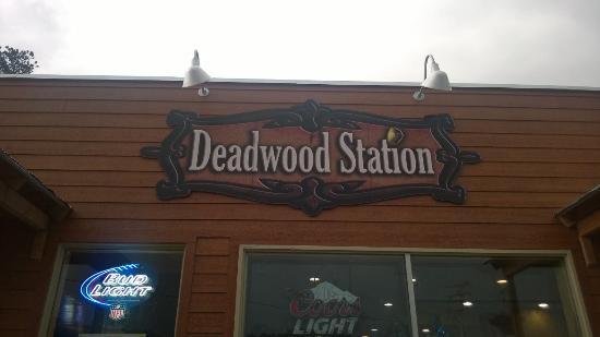Deadwood Station Bunkhouse & Gambling Hall : Deadwood Station