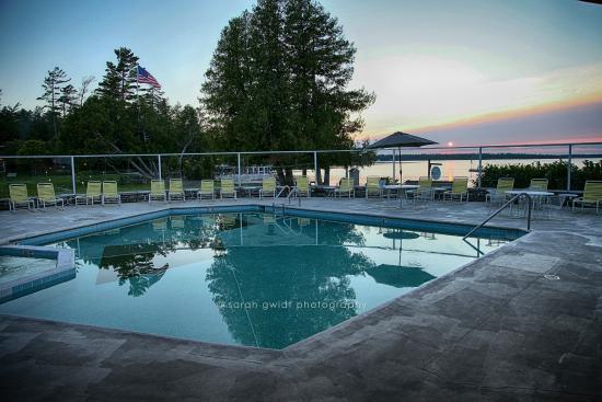 Gordon Lodge: pool