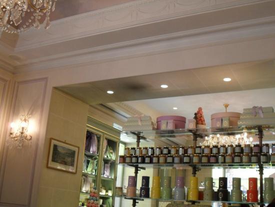 Interior design picture of laduree roma rome tripadvisor - Offerte lavoro interior designer roma ...