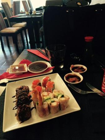 Yoka Sushi Hay Riad
