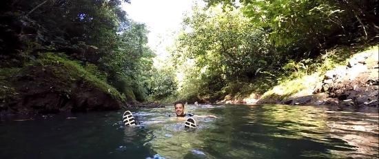 Drake Bay, Kosta Rika: Floating