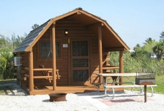 KOA Fort Myers / Pine Island: Cabin