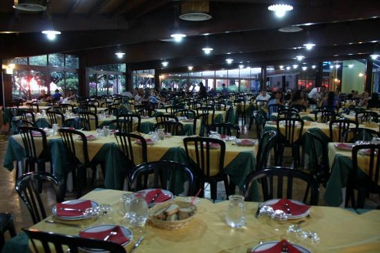 CalanovellaMare: Vista della sala ristorante