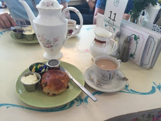 The Tea Room: What more could you want?