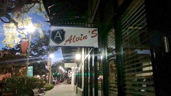 Alvin's