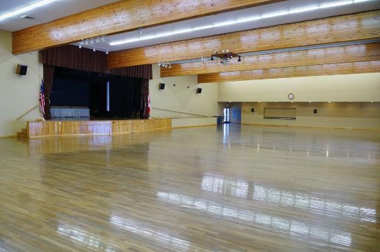 Banquet Hall Ballroom Picture Of Paradise Rv Resort Sun City