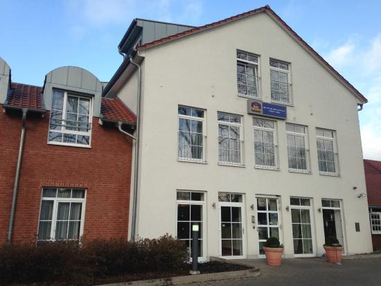 Best western amedia bielefeld werther tyskland for Hotel bremen bielefeld
