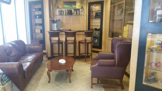 Cigar Emporium: Our Lounge