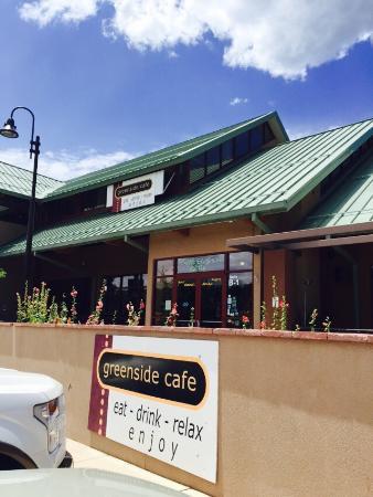 The Greenside Cafe