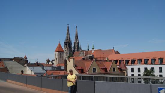 Parkhaus Arcaden Regensburg