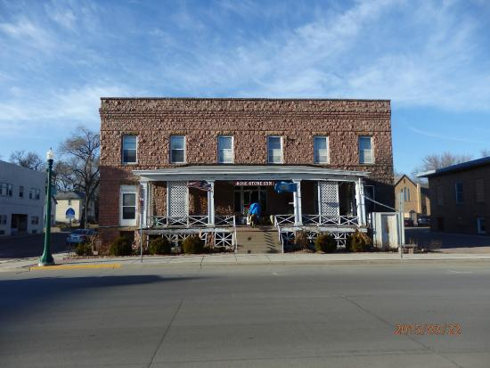 Dell Rapids, SD: Rose Stone Inn