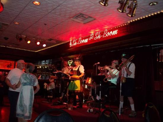 Skyline Casino: The Dumkopfs Band On Stage