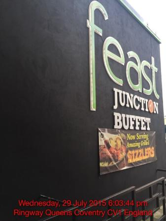 Feast Junction: Worth a visit