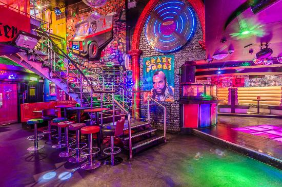 Cool clubs in london
