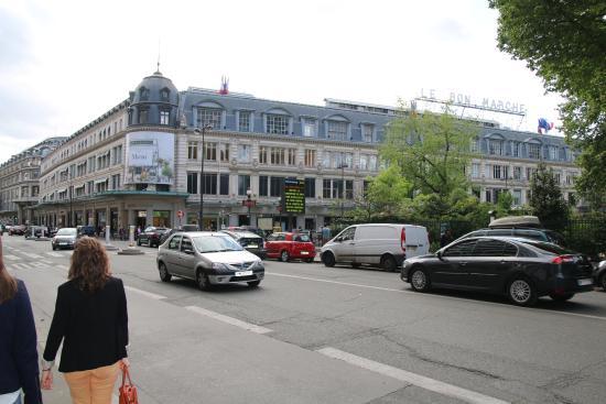 Frente bon marche picture of le bon marche rive gauche paris tripadvisor - Le bon marche rive gauche ...