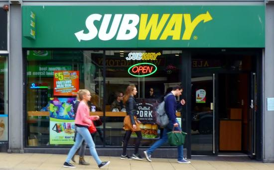 Restaurants Near Liverpool Central Station England Subway Ranelagh Street