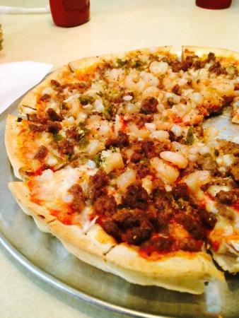 Cajun Pizza Place