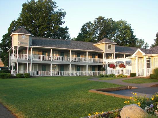 Quality Inn Lake George: Motel