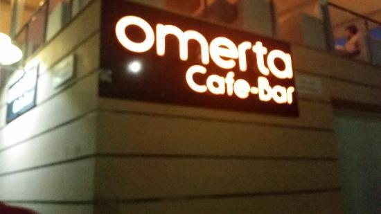 Omerta Cafe Bar