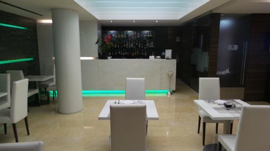 hilton garden inn rome claridge dining - Hilton Garden Inn Rome Claridge